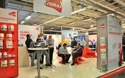 Axalta Coating Systems anuncia Cromax